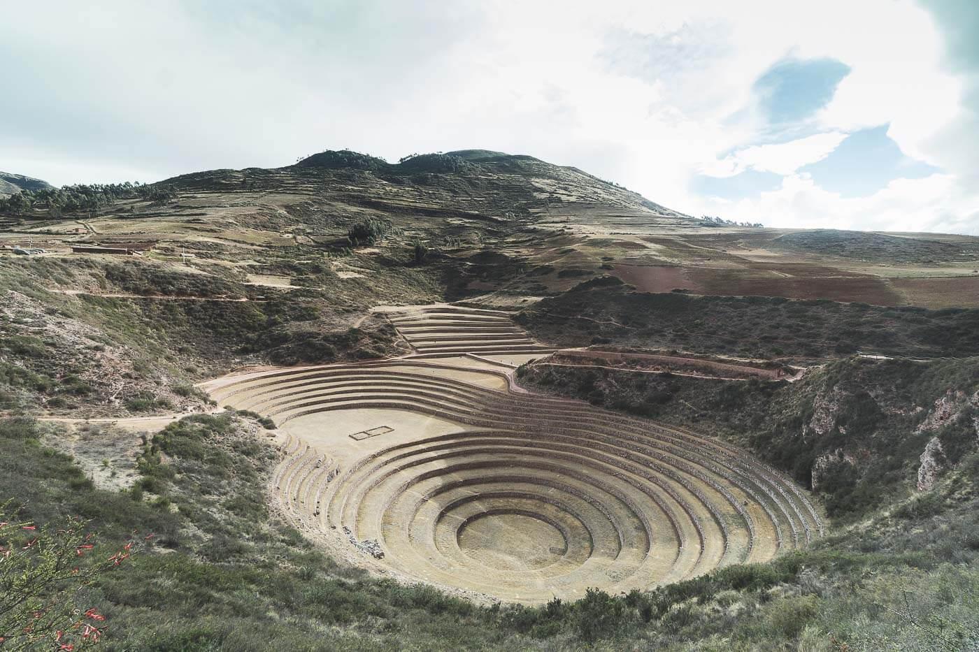 Vale Sagrado dos Incas - Moray
