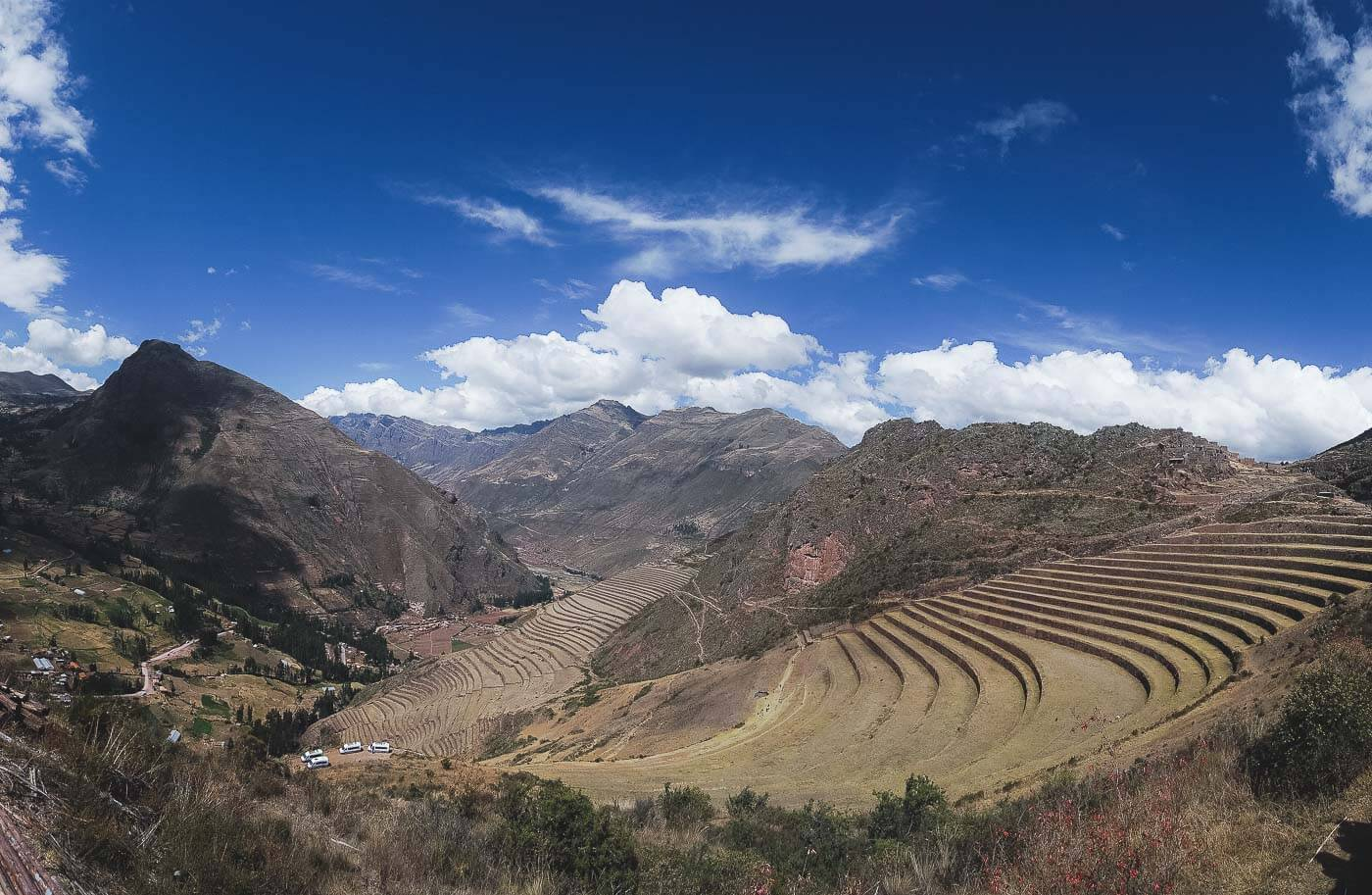 Vale Sagrado dos Incas- Valle