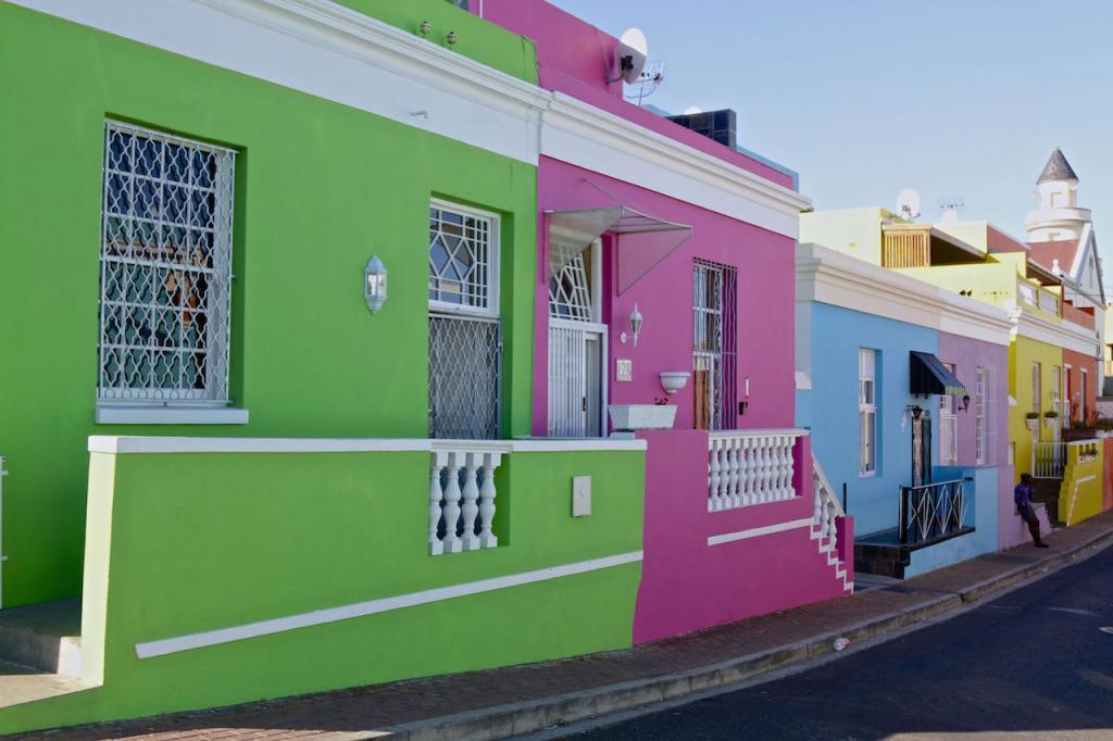 O que fazer em Cape Town: passear por Bo Kaap