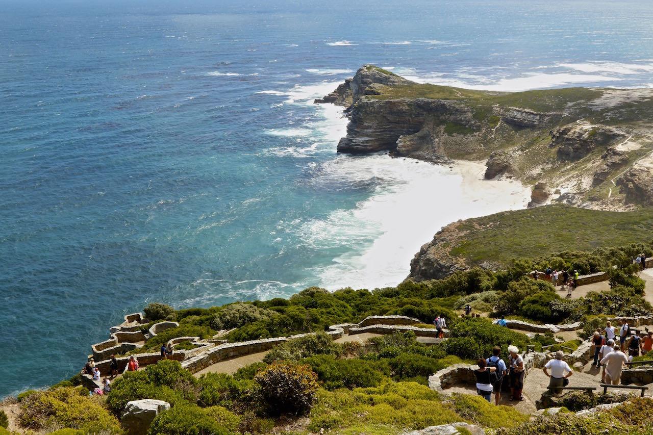 O que fazer em Cape Town: visitar o Cabo da Boa Esperanca