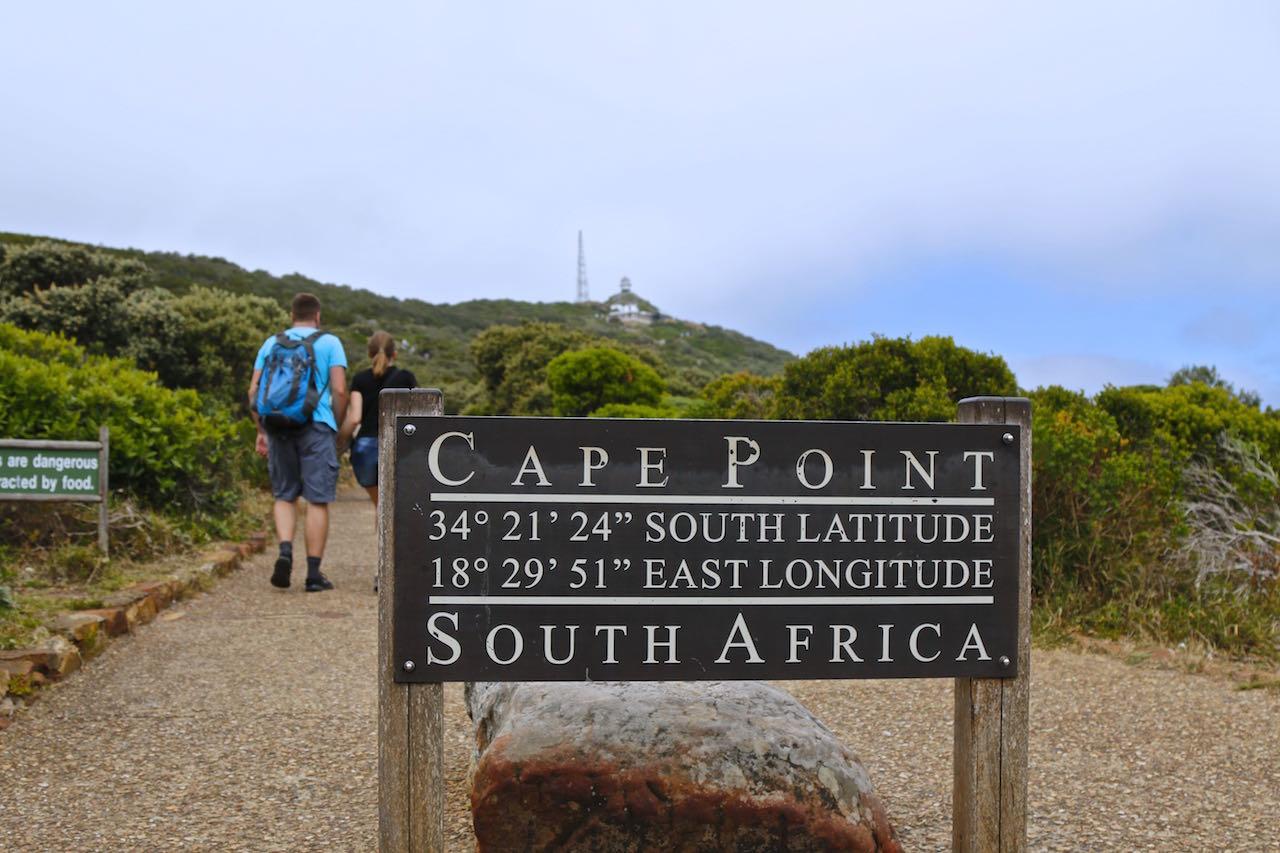 Roteiro Cabo da Boa Esperança