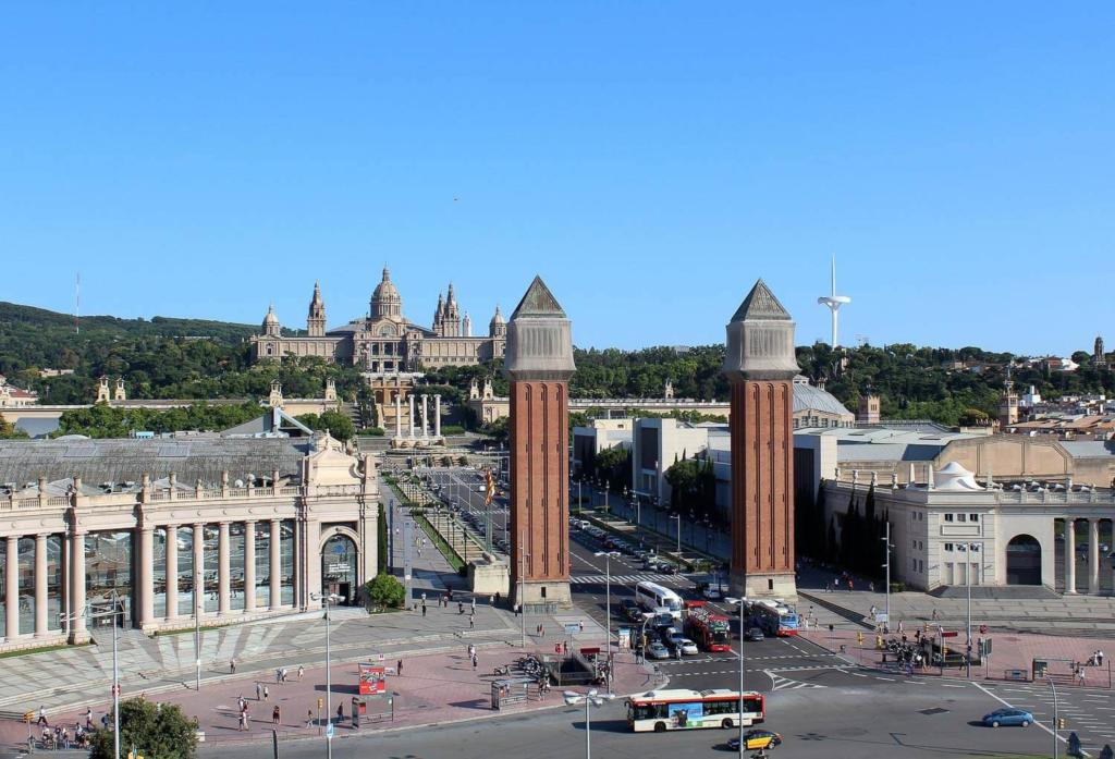 pontos turisticos de Barcelona: Montujic