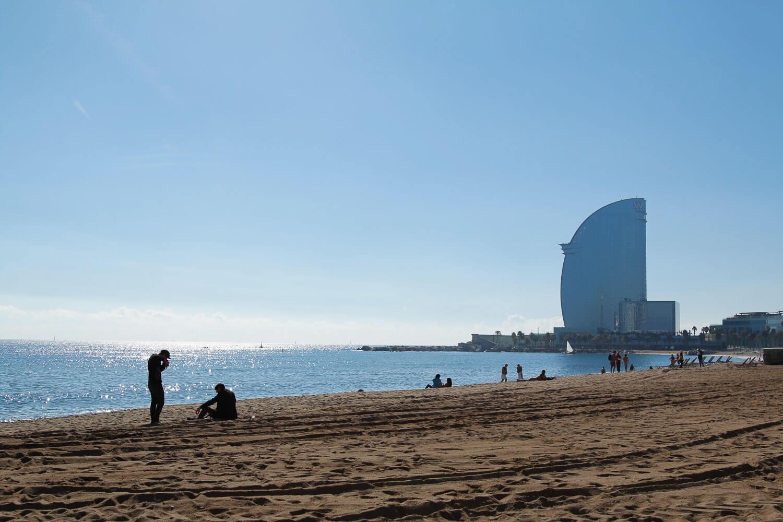 Pontos turisticos de Barcelona: Barceloneta