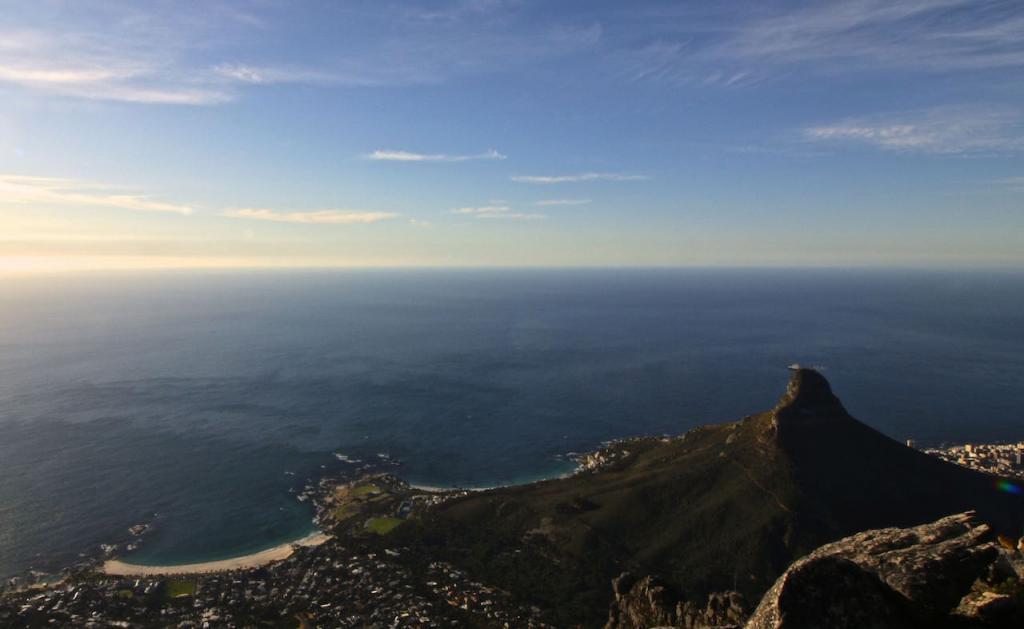O que fazer em Cape Town: por do sol em Signal Hill