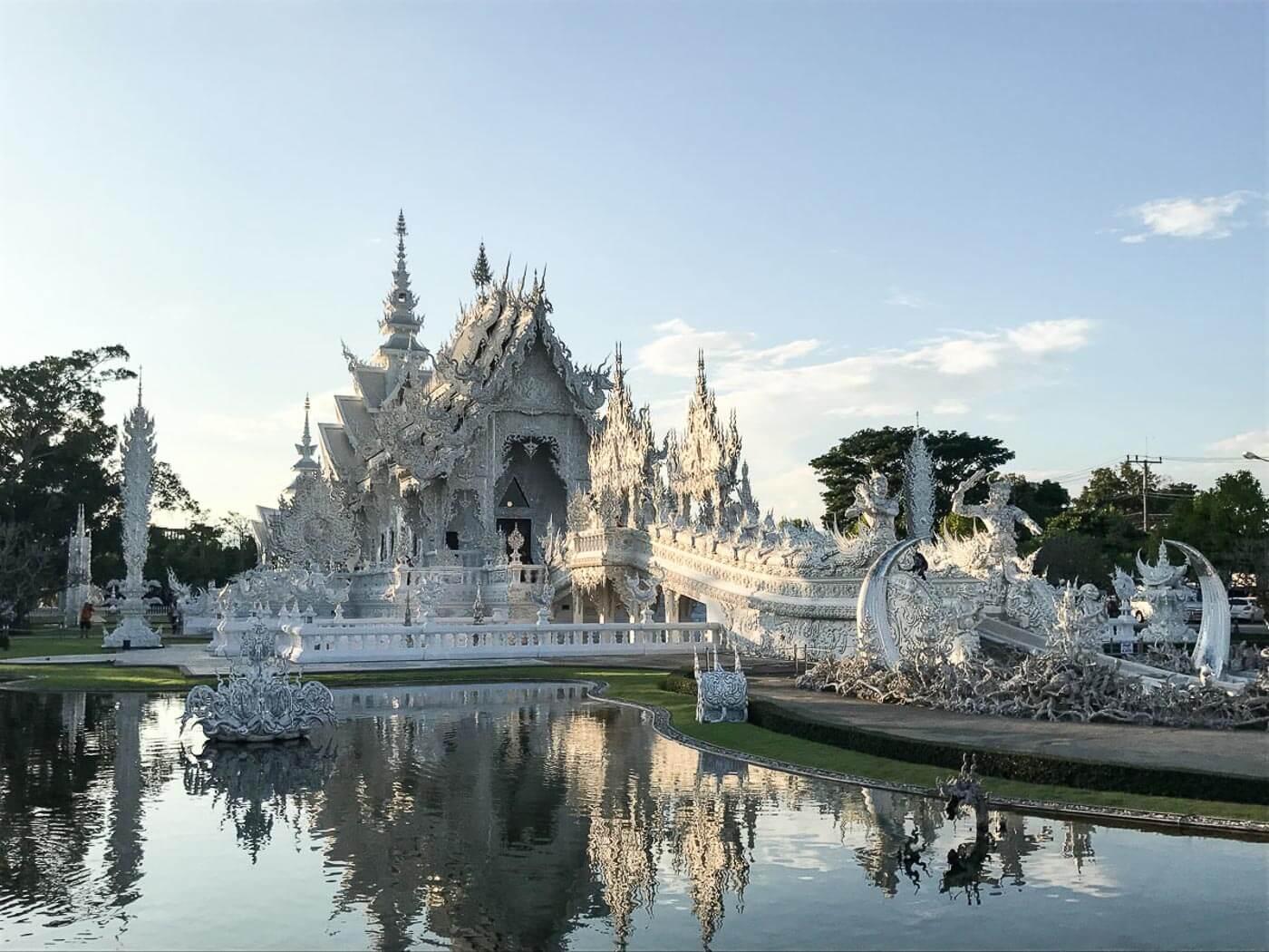 Turismo na Tailândia - Chiang Rai