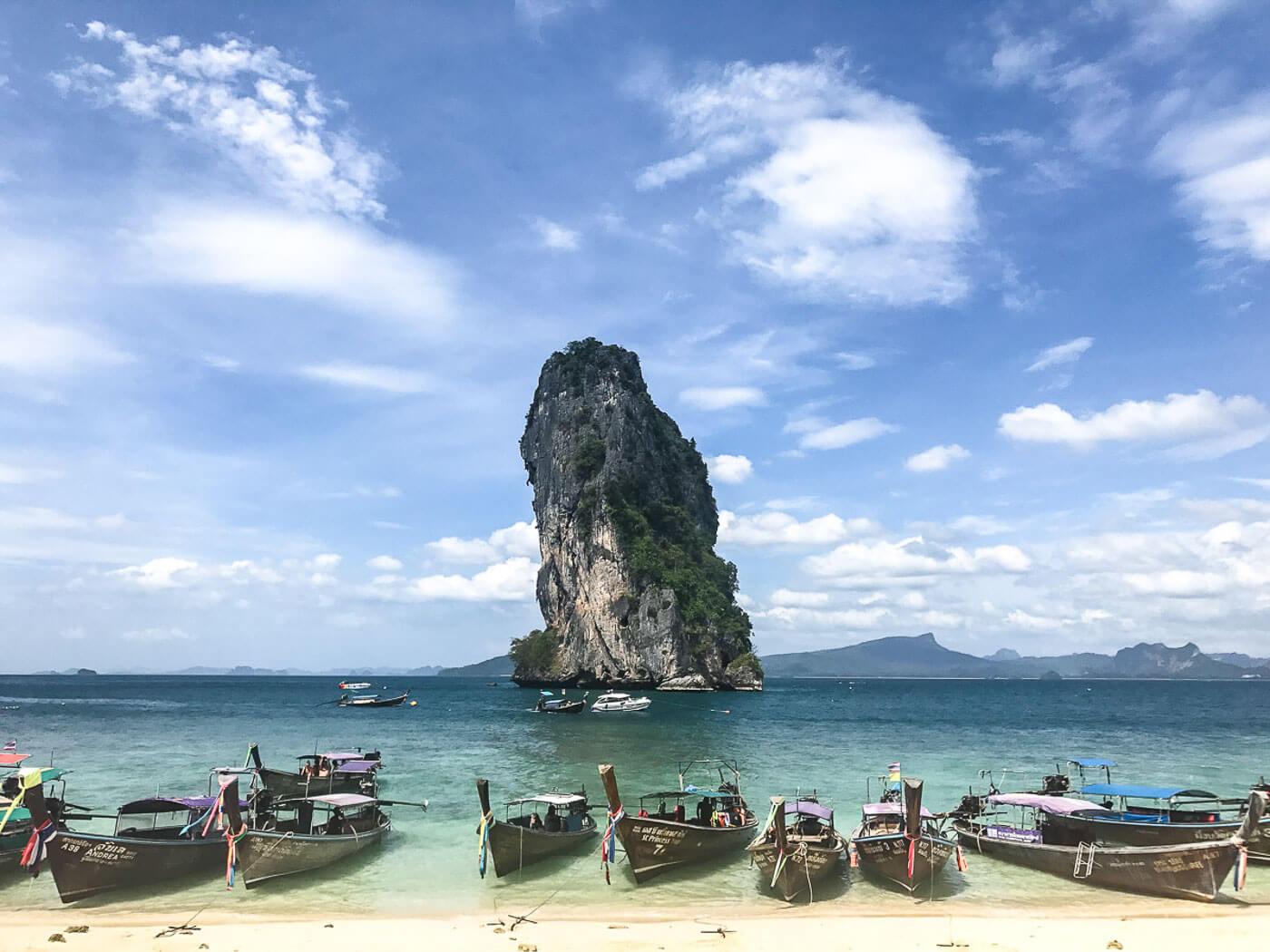 Turismo na Tailândia - Krabi
