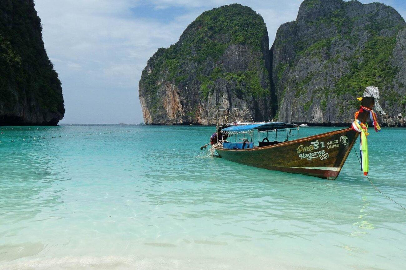 Turismo na Tailândia - Phi Phi
