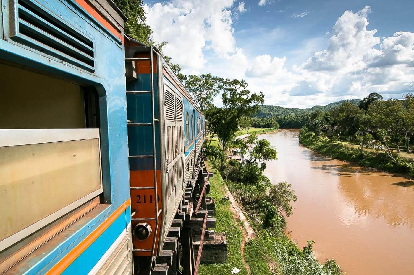 Turismo na Tailândia - Kanchanaburi