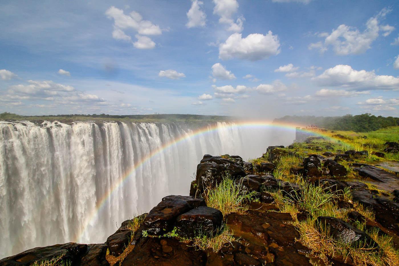 turismo no Zimbábue - Victoria Falls