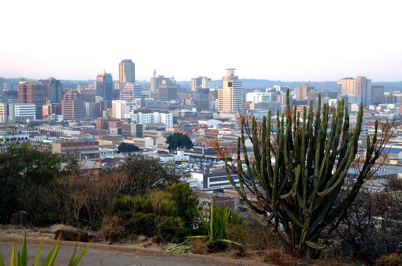 turismo no Zimbábue - Harare