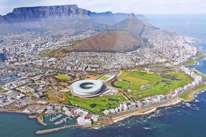 Viagem para África do Sul - Cape Town