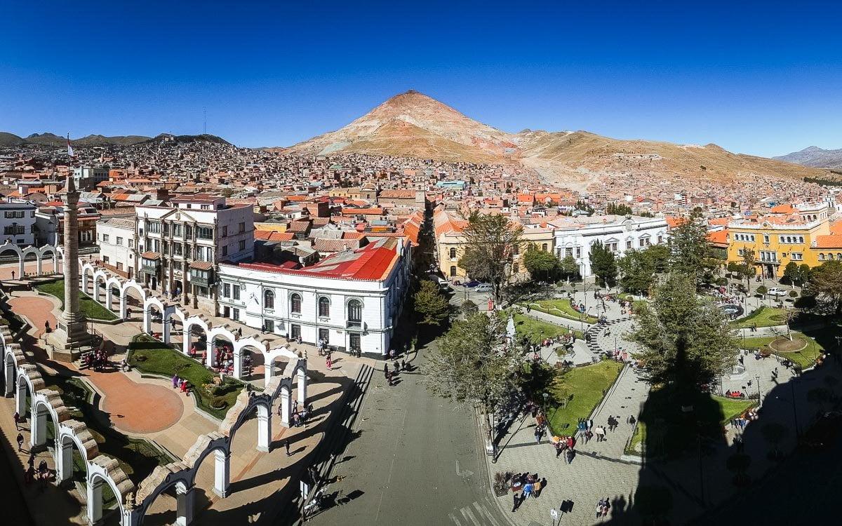 Viagem para Bolívia - Potosí