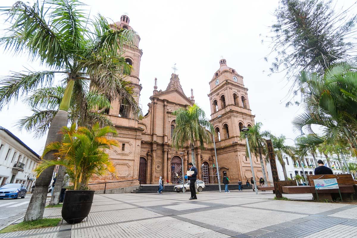 Viagem para a Bolívia - Santa Cruz de La Sierra