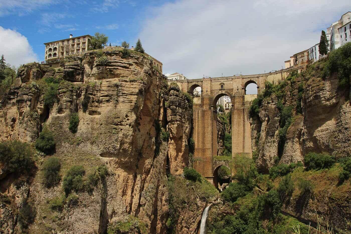 Viagem para Espanha - Andalazuia