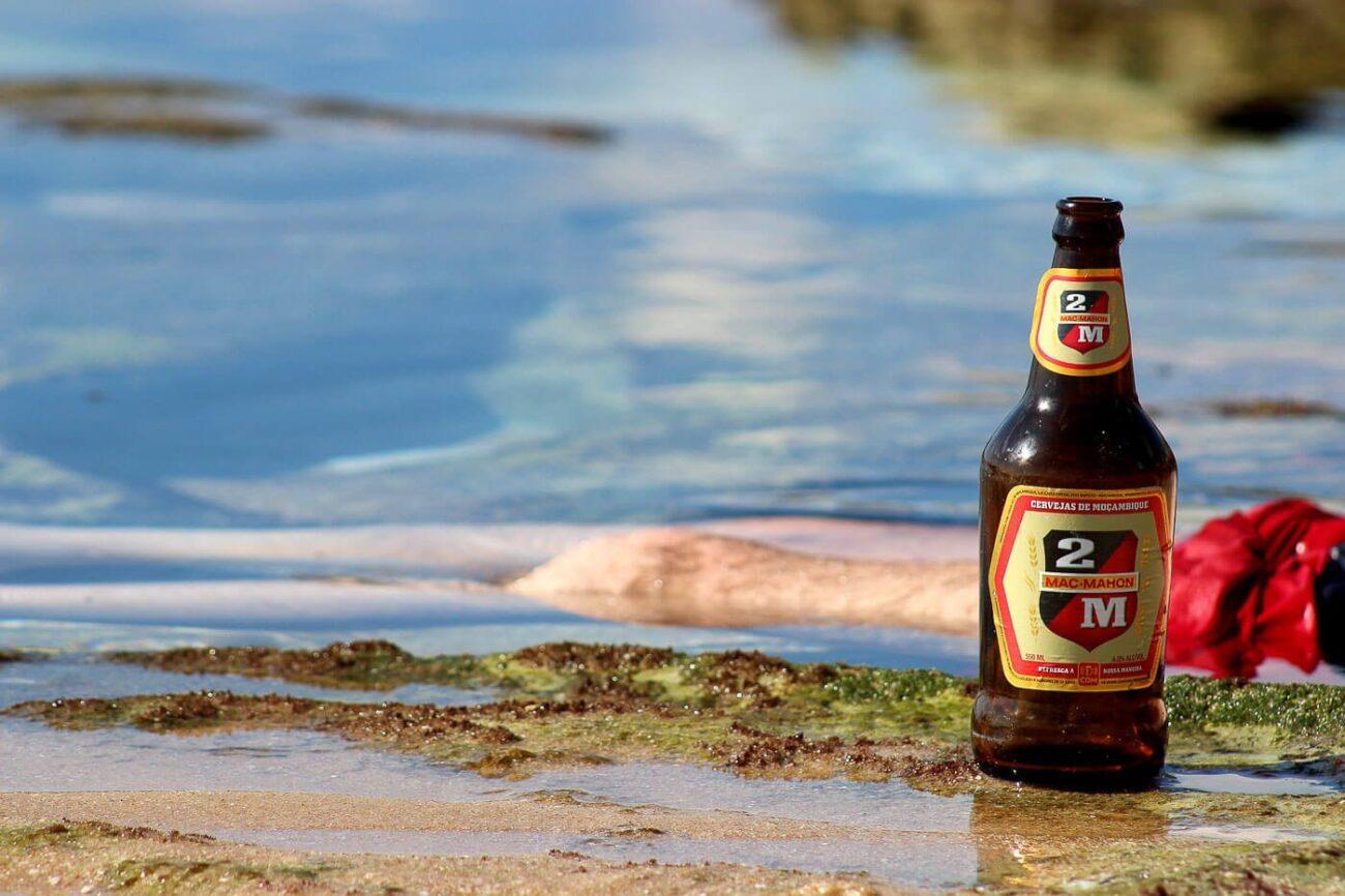 Viagem para Moçambique - Cerveja