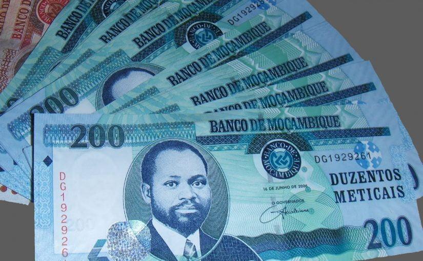 Viagem para Moçambique - Metical moeda
