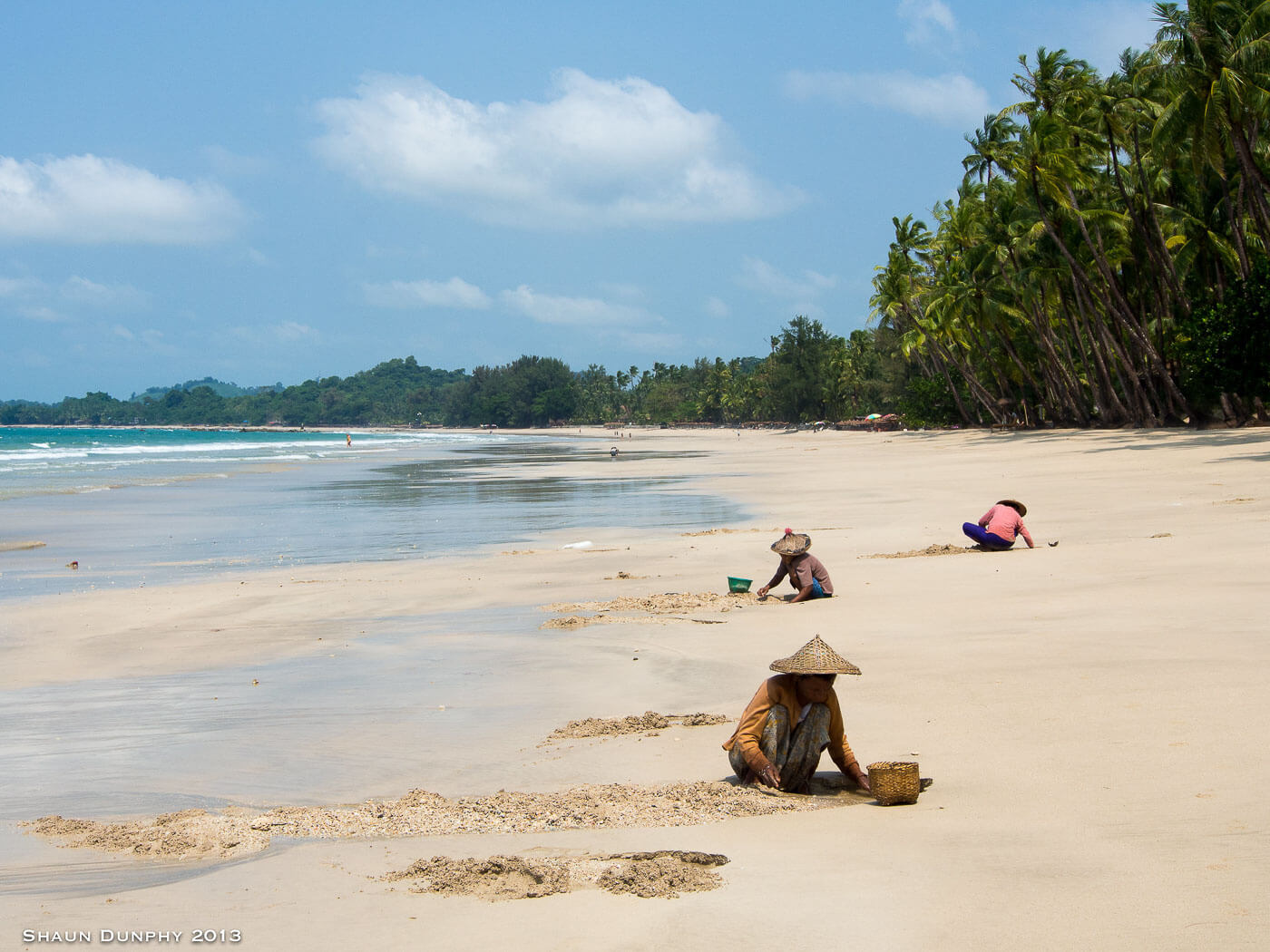 Viagem para o Myanmar - Ngpali Beach