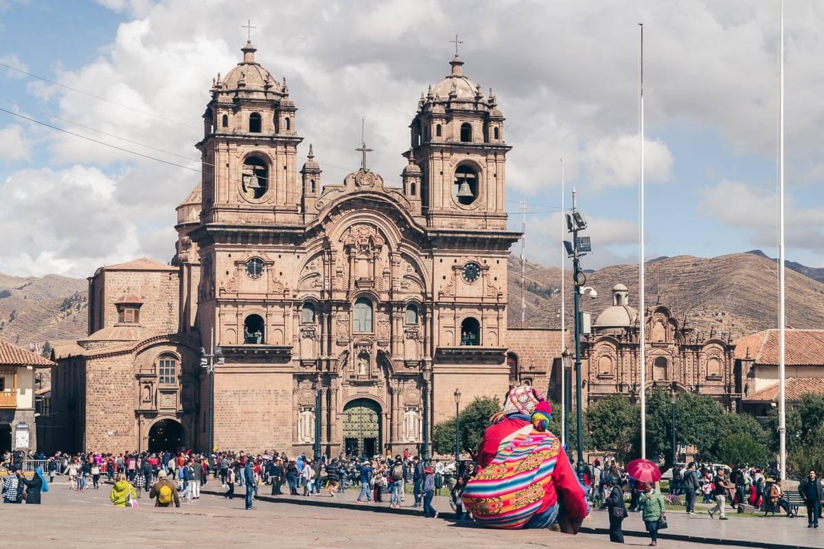 Viagem para o Peru - Cusco