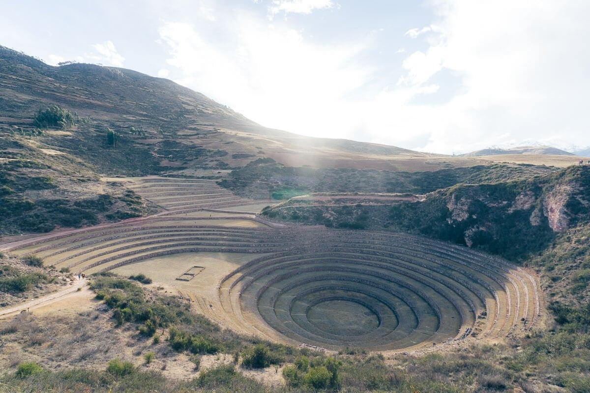Viagem para o Peru - Moray
