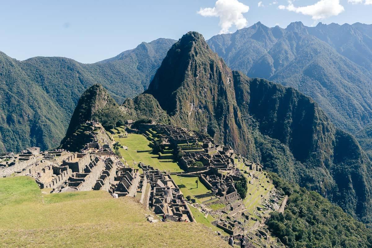 Viagem para o Peru - Machu Picchu