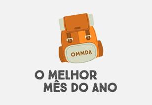 O MELHOR MÊS DO ANO