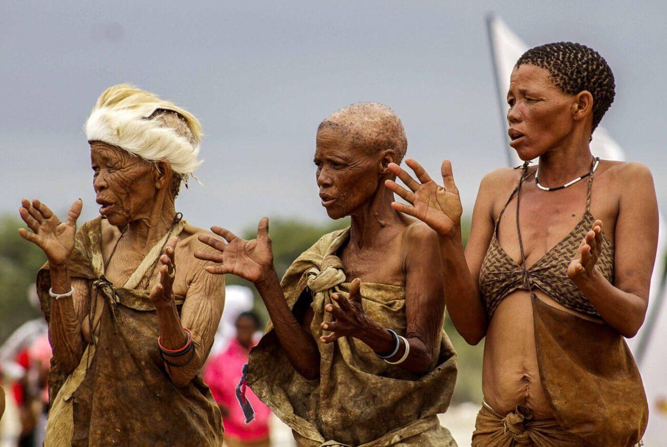 Tudo sobre Botsuana - tribo