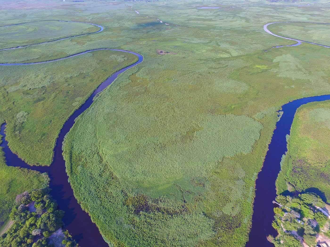 Tudo sobre Botsuana - Rio Okawango
