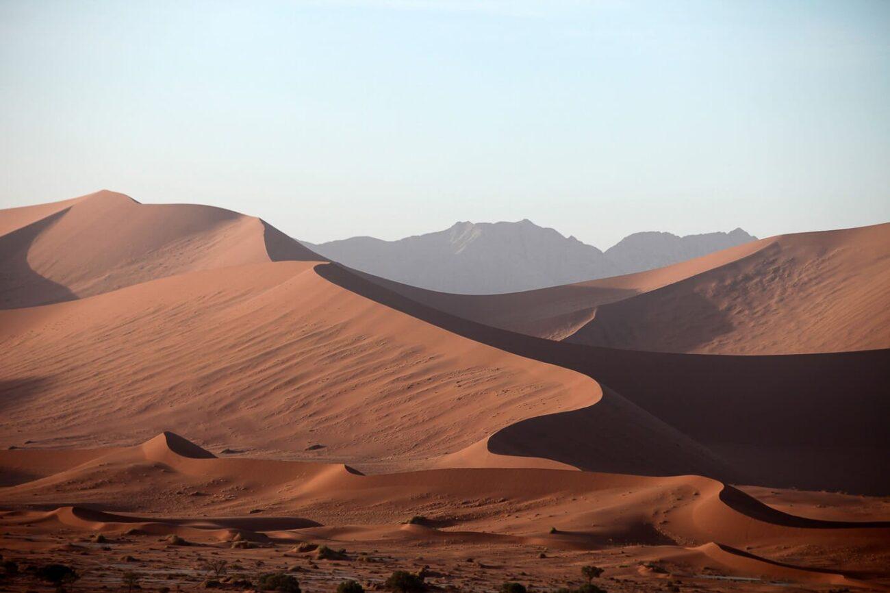Turismo na Namíbia - Desero