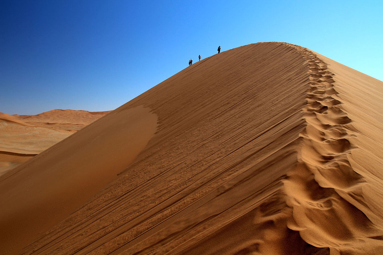 Turismo na Namíbia