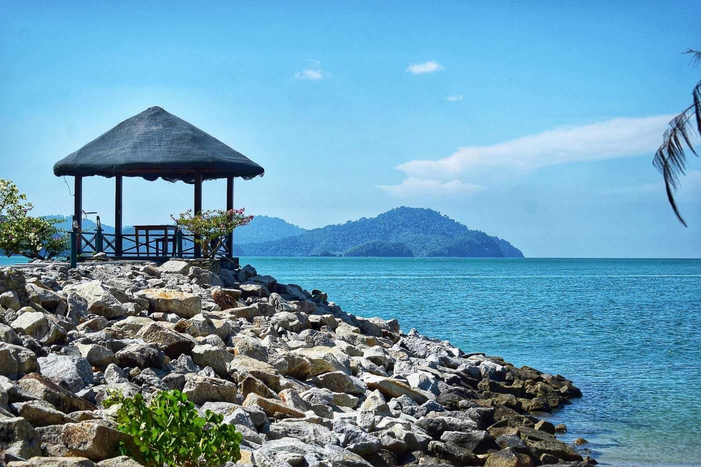 Turismo na Malásia - Langkawi