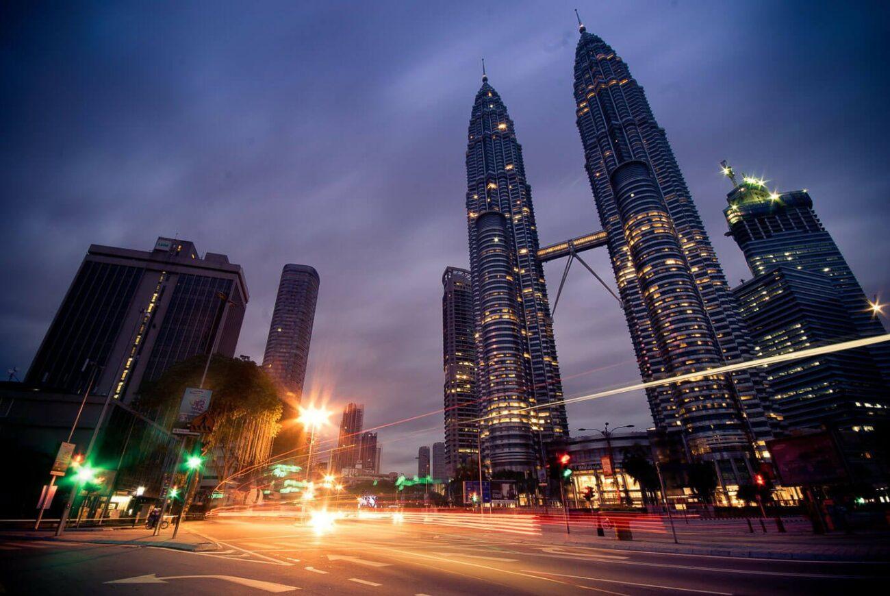 Turismo na Malásia - Petronas Tower