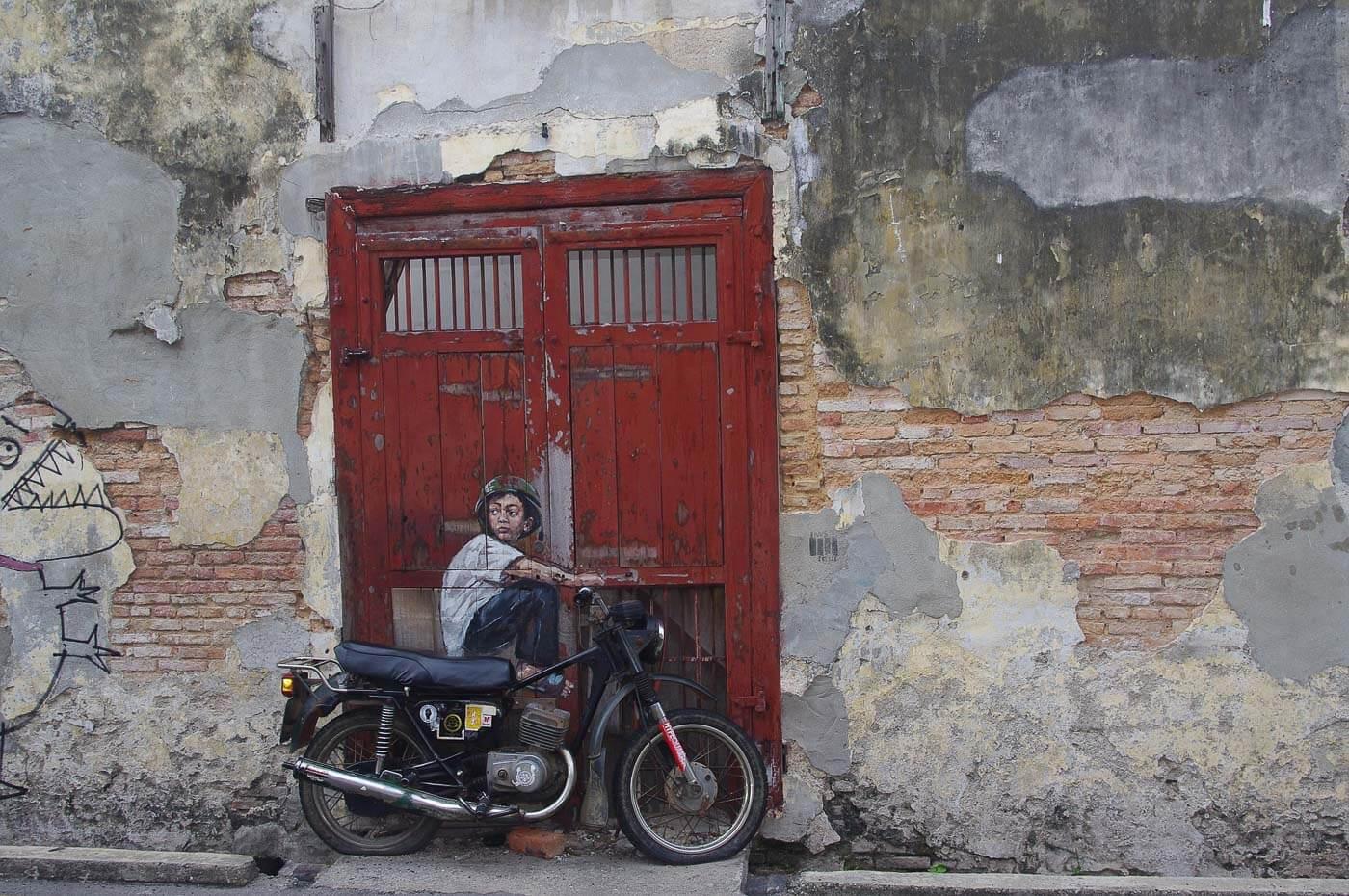 Turismo na Malásia - George Town