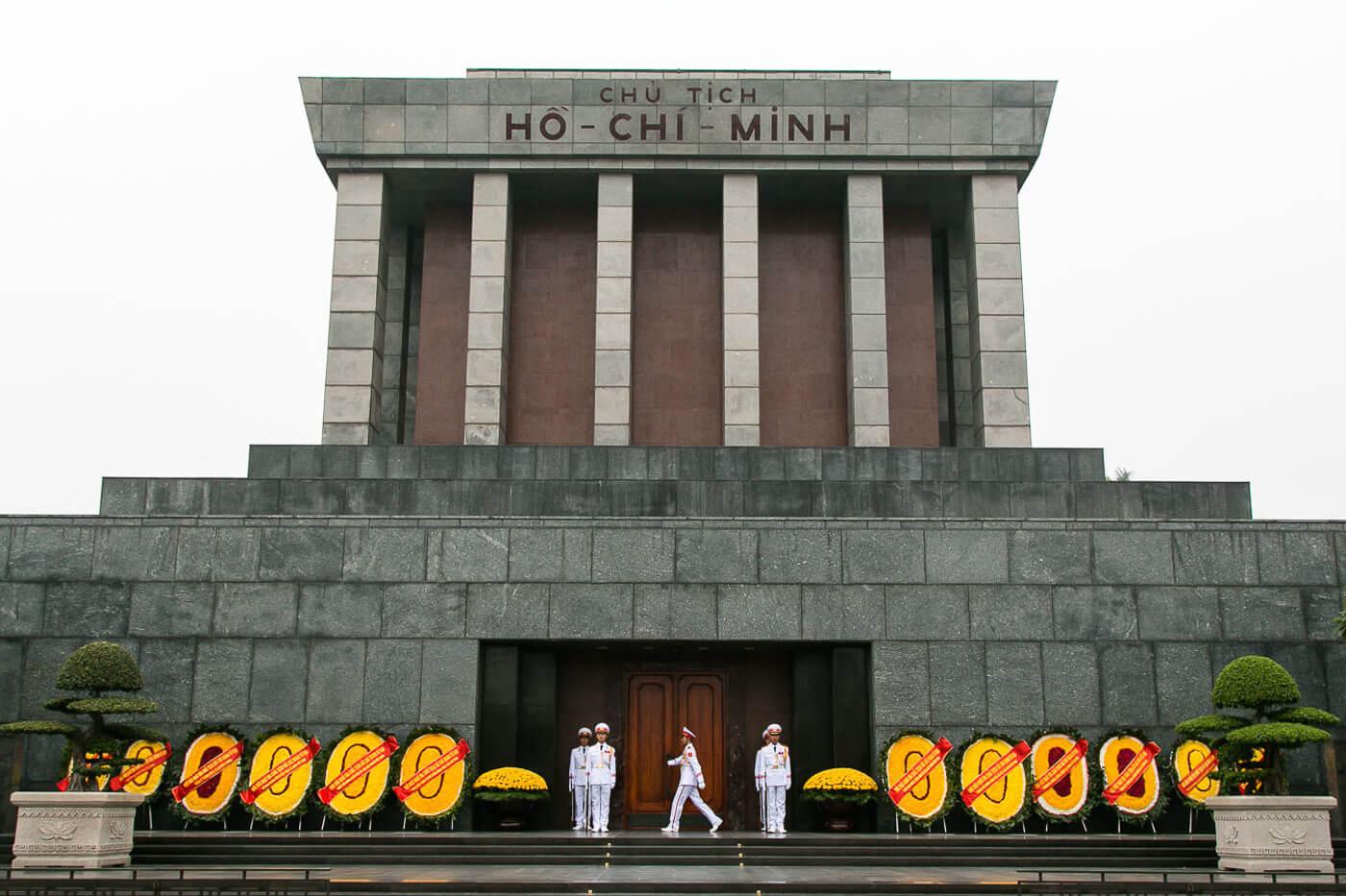 Turismo no Vietna - Hanoi