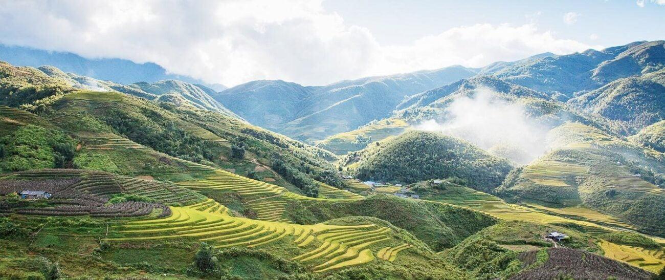 Turismo no Vietna - Sapa