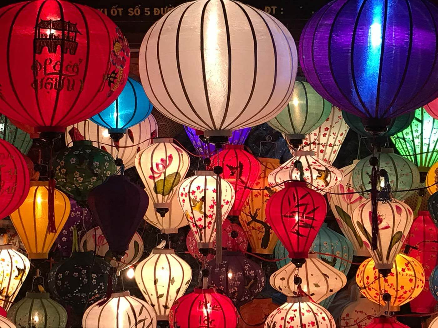 Turismo no Vietna - Hoi An