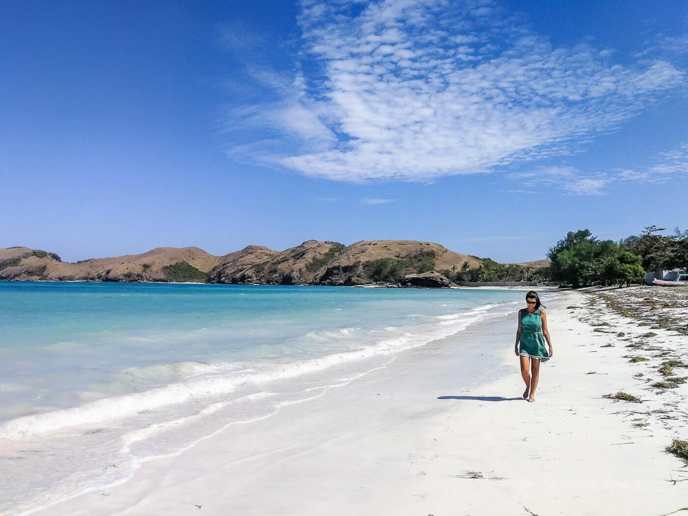 Viagem para Indonésia - Praia Lombok