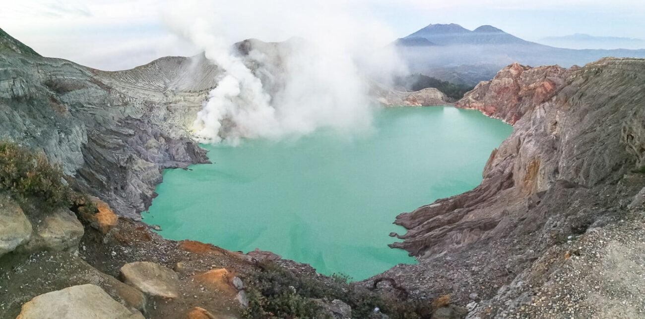Viagem para Indonesia - Monte Ijen