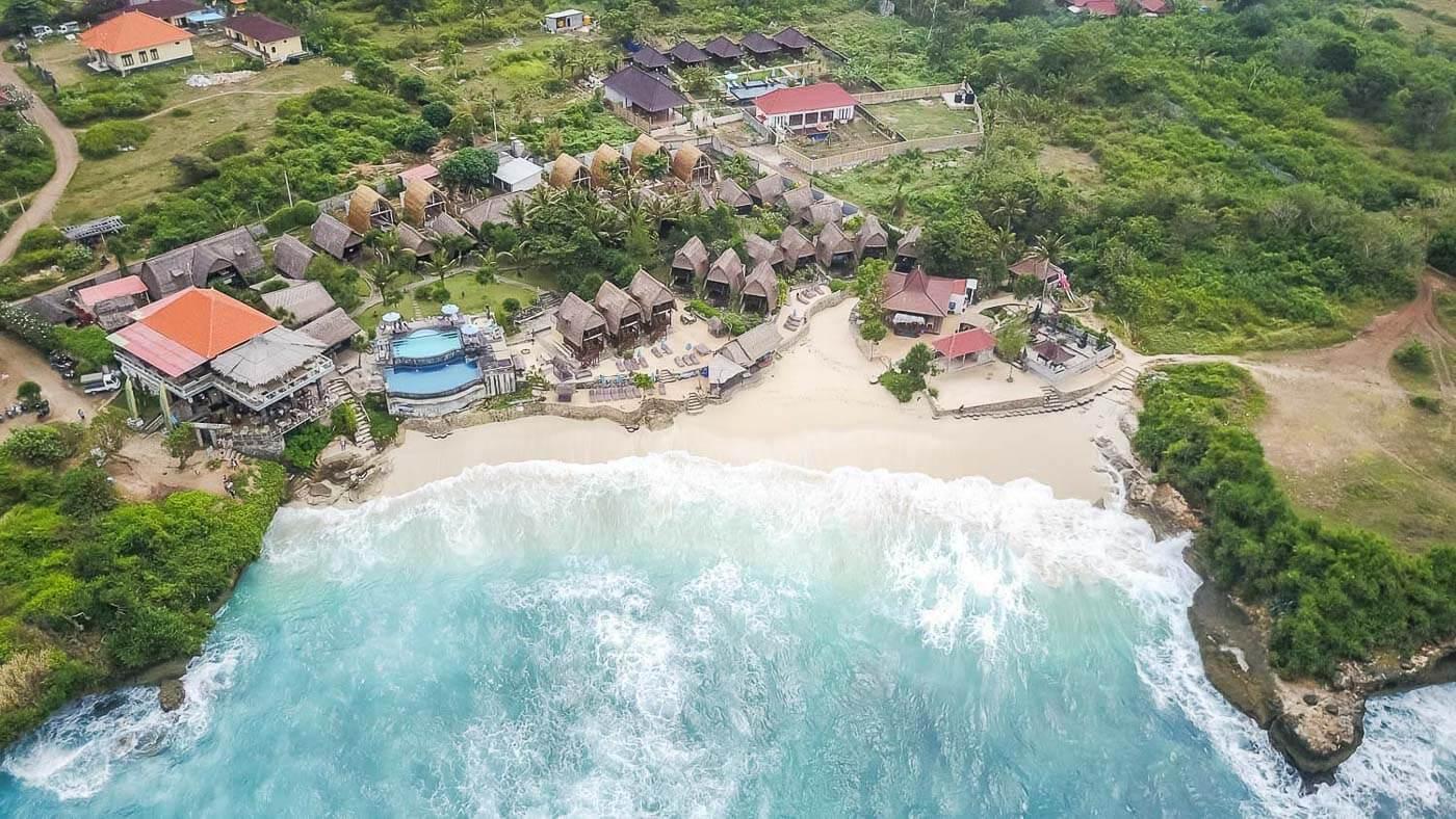 Viagem para Indonésia - Dream Beach