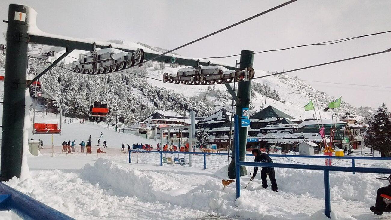 Viagem para Argentina - Esqui em Bariloche