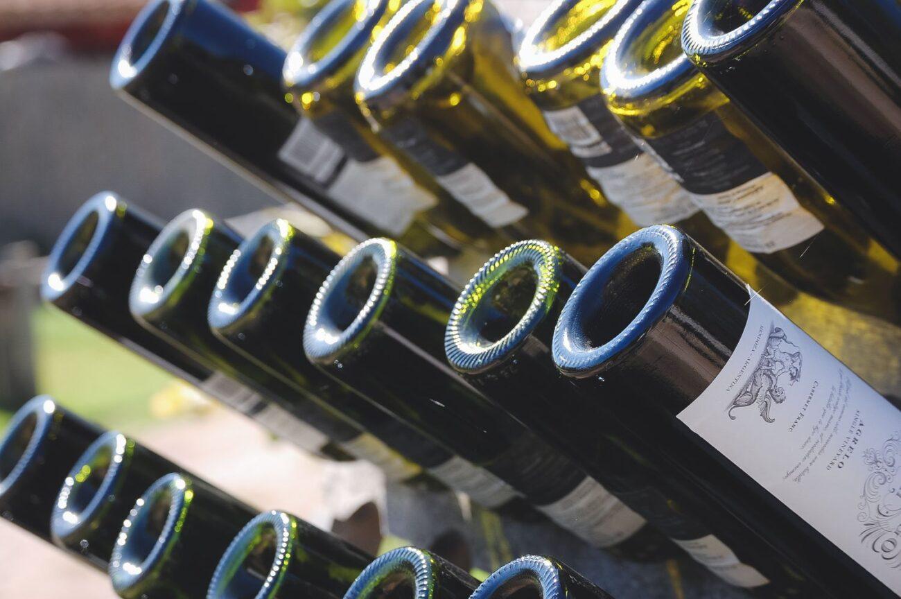 Viagem para Argentina - Garrafas de Vinho