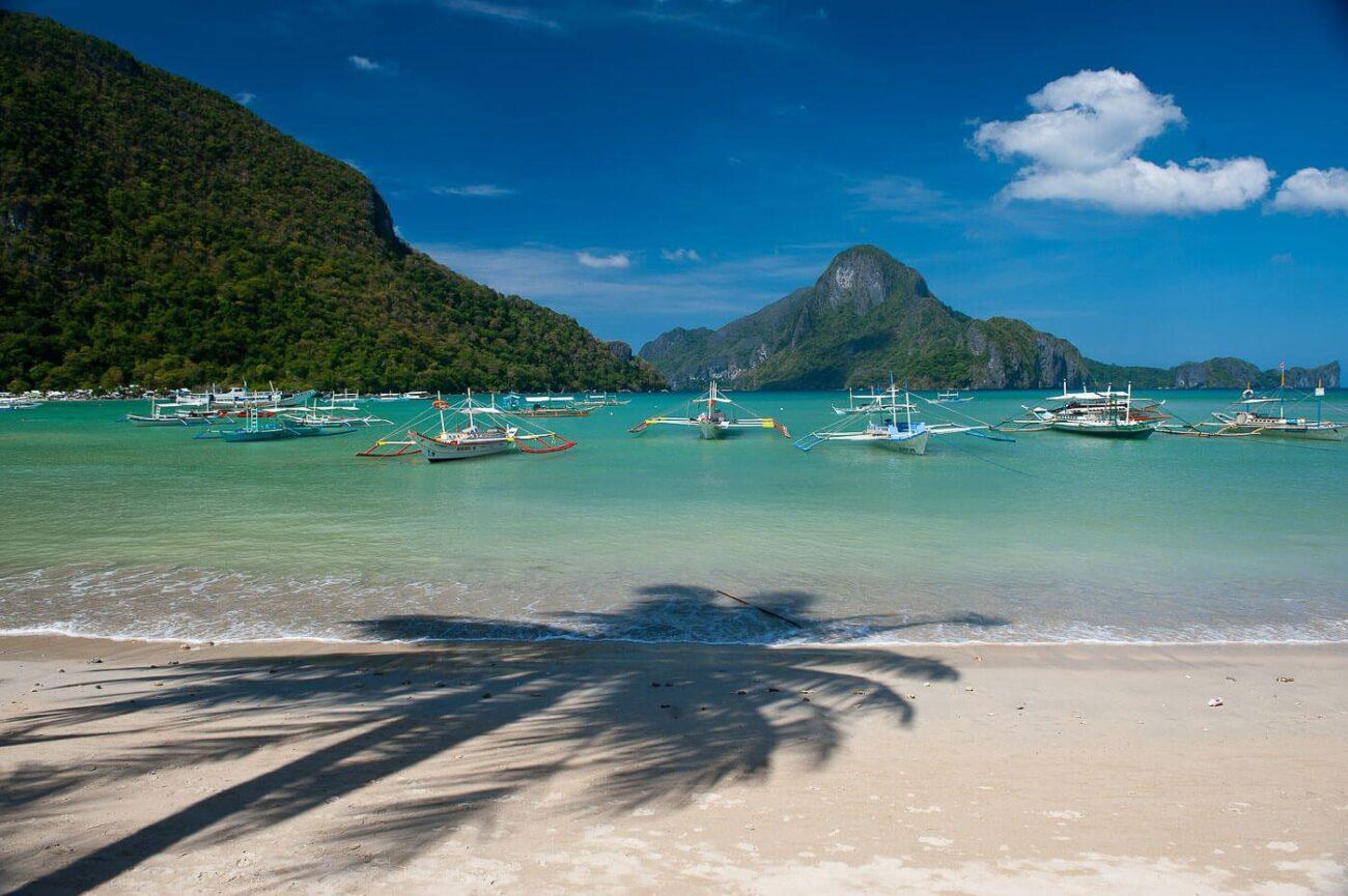 Viagem para as Filipinas - El Nido