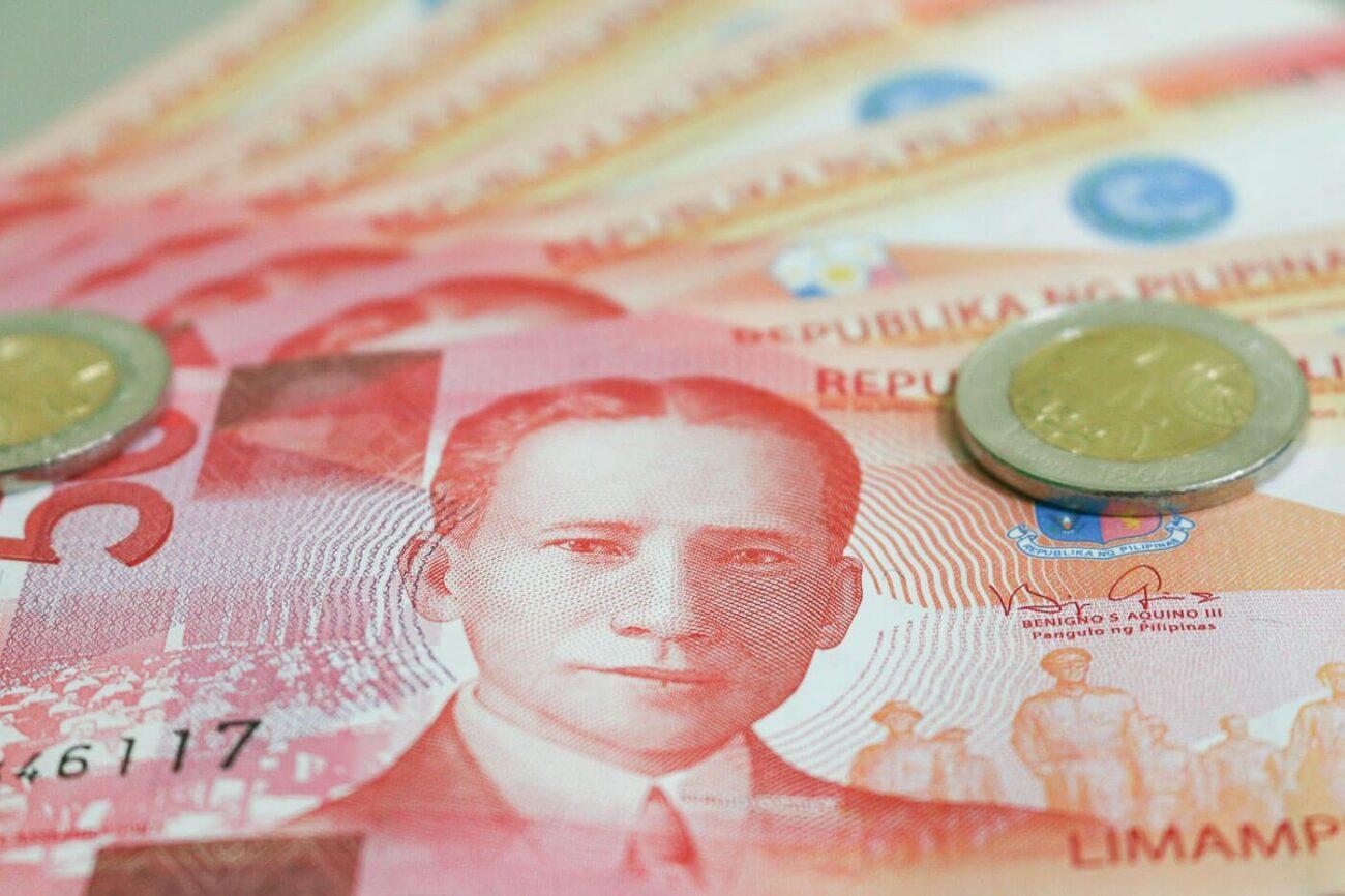 Viagem para as Filipinas - Peso Filipino