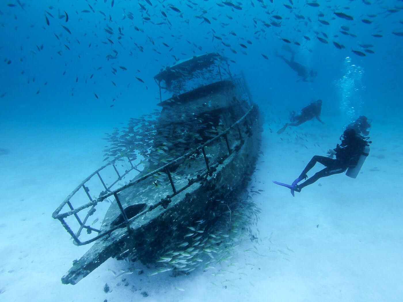 Viagem para as Filipinas - Naufrágio Bohol