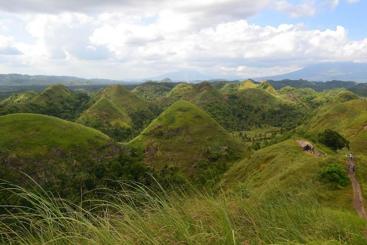 Viagem para as Filipinas - Chocolate Hills