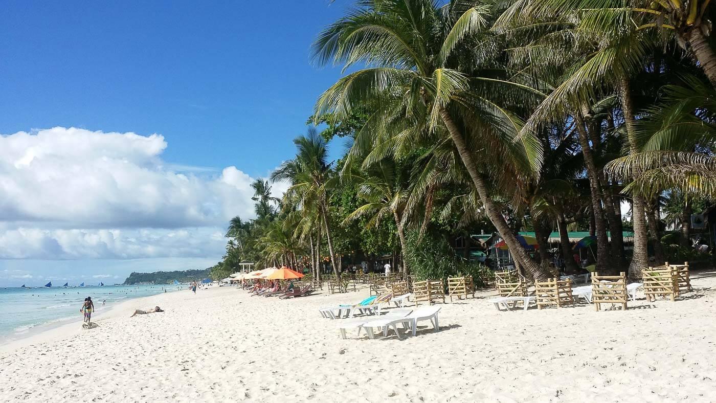 Viagem para as Filipinas - Boracay