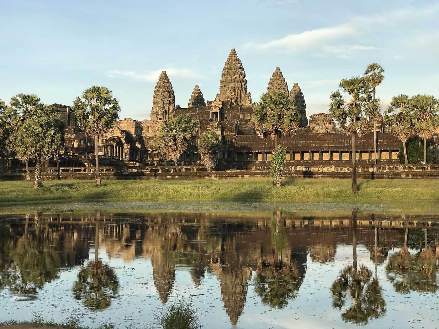 Viagem para o Camboja - Angkor Wat