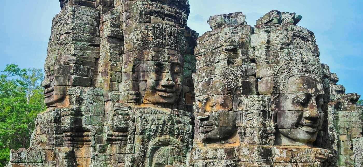 Viagem para o Camboja -