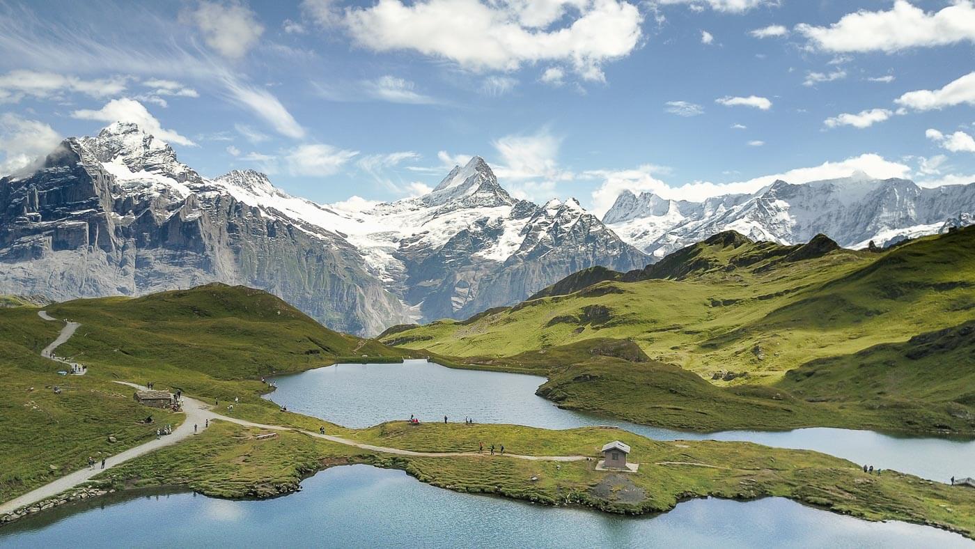 Viagem para Suiça - Turismo para Suíça - Lago