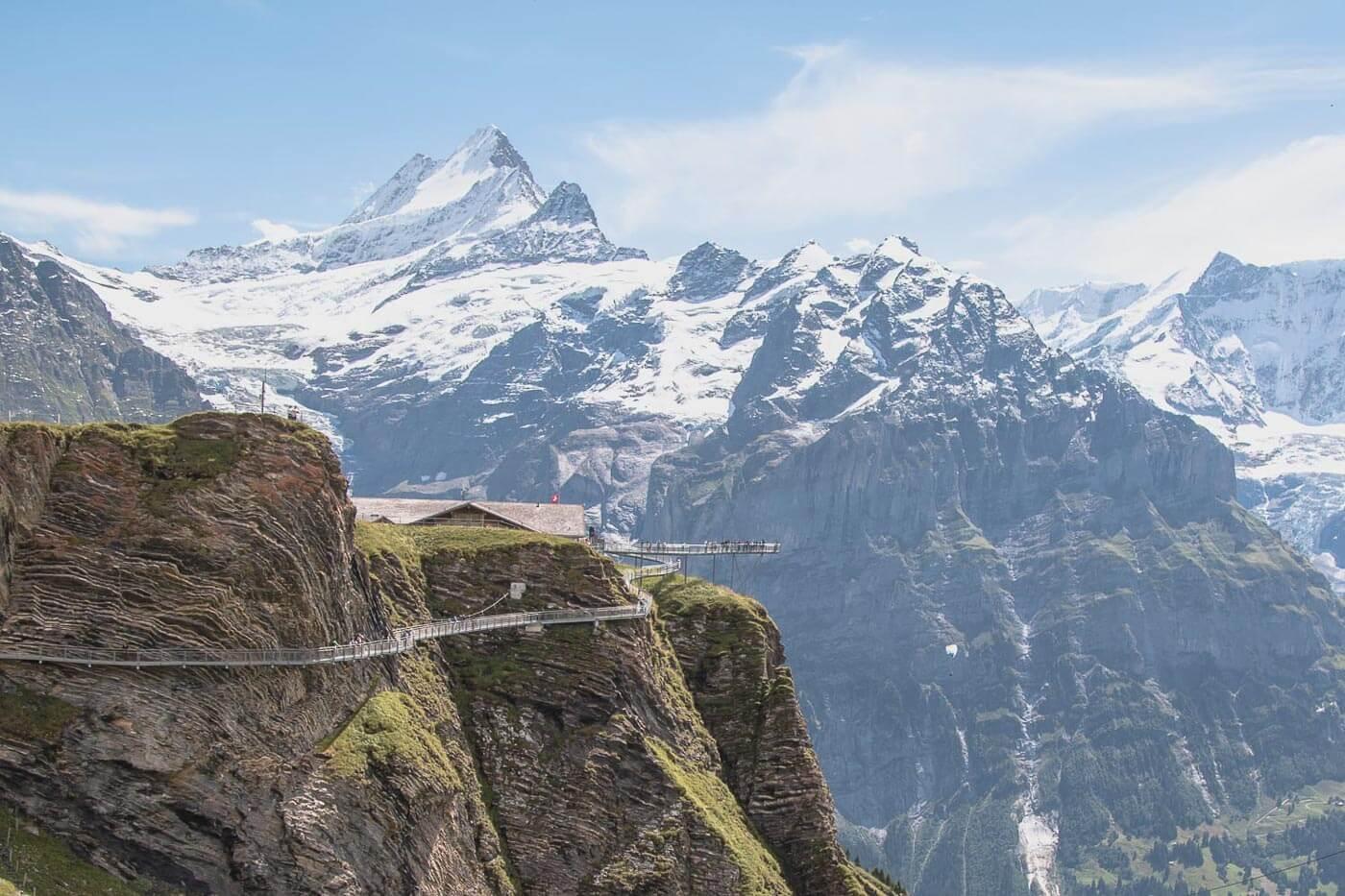 Viagem para Suíça - Turismo para Suíça - Grindelwald