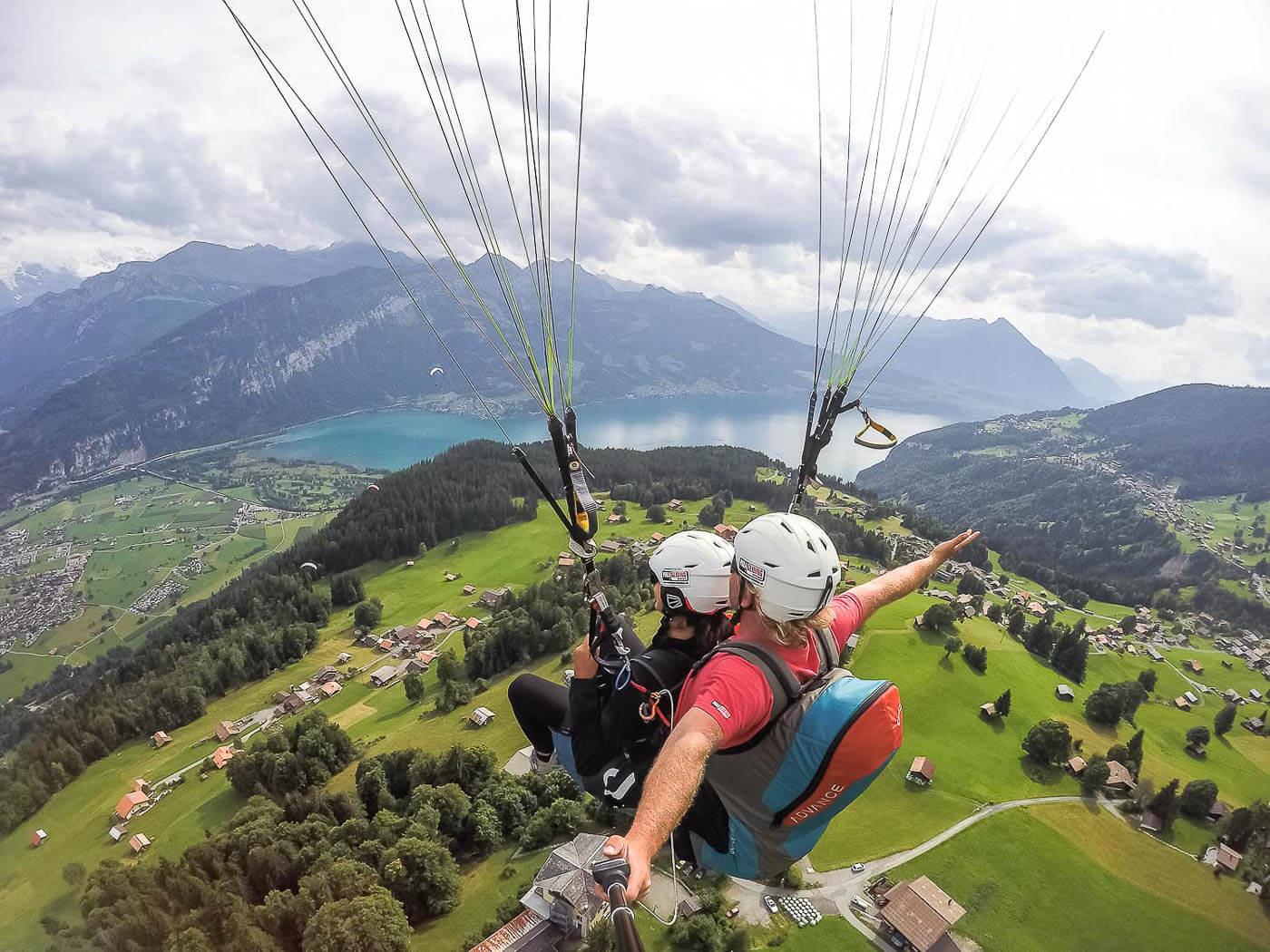Viagem para Suíça - Turismo para Suíça - Interlaken